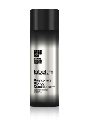 label.m Brightening Blonde Conditioner -hoitoaine