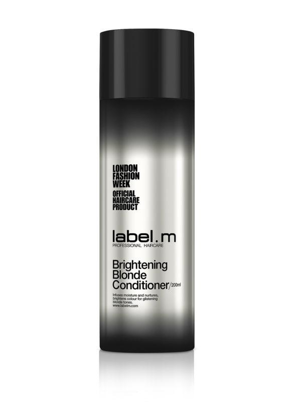 label.m Brightening Blonde Conditioner -hoitoaine