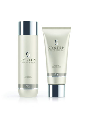 System Repair Shampoo & Conditioner